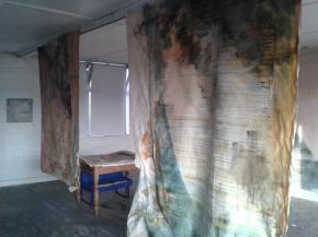 Artist in Residence 2014: GeorginaConroy