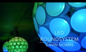 Gavin Morris – LEDRoundsystem