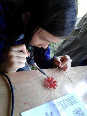 NEW WORKSHOPS! Soldering in the Library!